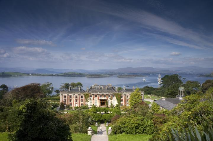 Bantry House, Bantry, County Cork © Bantry House